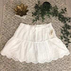 3 for $10 - NWT Garage cotton skirt - L